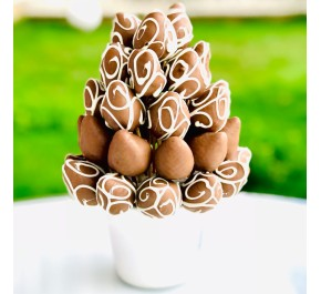 Berry love / Lezzetli Çikolata Kaplı Çilek Buketi Çileğin En Tatlı Hali