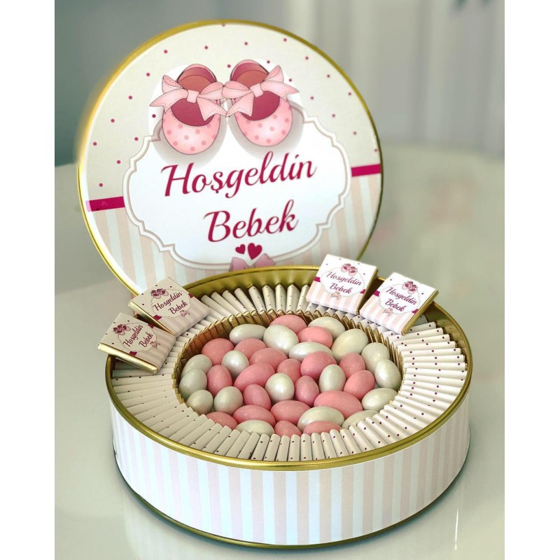 Bebek çikolatası (kız)
