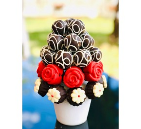 Cake & truffle